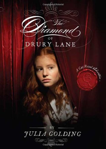 The Diamond of Drury Lane (A Cat Royal Adventure)