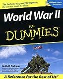 World War II for Dummies, Keith D. Dickson, 0764553526