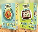 Natural Heaven Veggie Pasta Spaghetti Noodles - 3 x 9 oz Lasagna Noodles - 3 x 9 oz