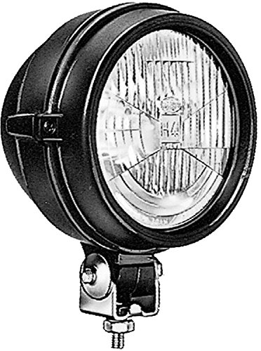 HELLA 005760501 120mm Series 75/70  Watt 24 V H4 Type Single High/Low Beam Headlamp