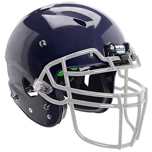 Schutt Sports Vengeance A3 Youth Football Helmet (Facemask NOT Included), Navy Blue, Large (Best Navy Football Helmets)