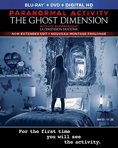 Paranormal Activity: The Ghost Dimension (Blu-ray / DVD)