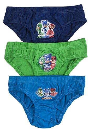 Pj Masks Baby-Boys 3-Pack Pj Mask Training Pants Underwear