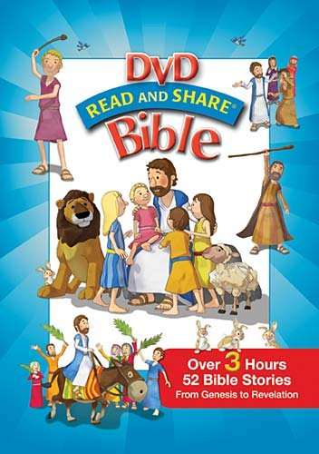 Read and Share DVD Bible Box Set by HarperCollins Christian Pub.