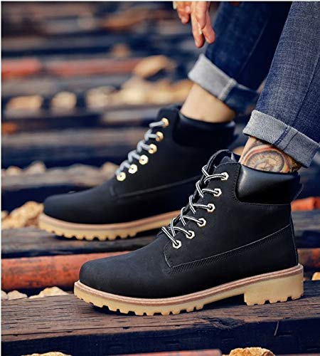 D'automne Bottines De Hommes Pu Nouvelles Bottes Pour Et D'hiver Neige Chaussures Fmwlst 6YawH