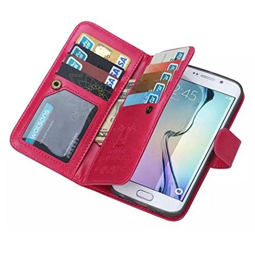 DDLBiz Practical Leather Wallet Samsung