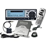 Sirius SC-FM1 Starbase Satellite Radio FM Modulated Tuner System