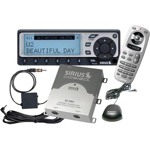 Amazon Com Sirius Sc Fm1 Starbase Satellite Radio Fm Modulated