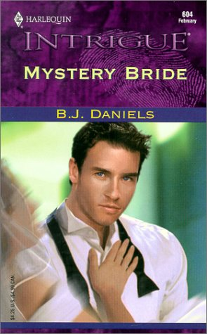 book cover of Mystery Bride
