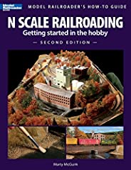 There have been numerous advances in N scale railroading since the first edition of this book, and the author addresses them all, from track to train control. He takes beginners through step-by-step chapters that show them how to build and op...