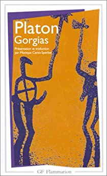 Gorgias par Platon