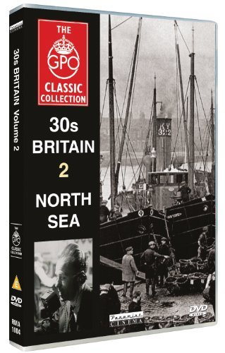 30s Britain Volume 2 - GPO Classic Collection [DVD] by Harry Watt