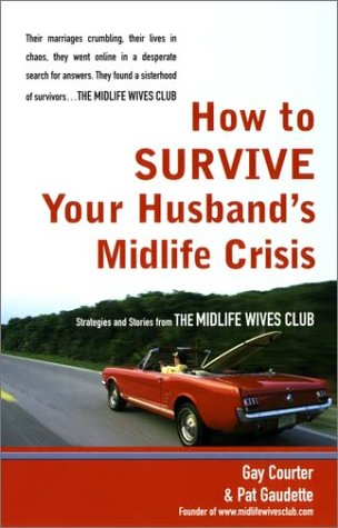 book cover of How to Survive Your Husband\'s Midlife Crisis