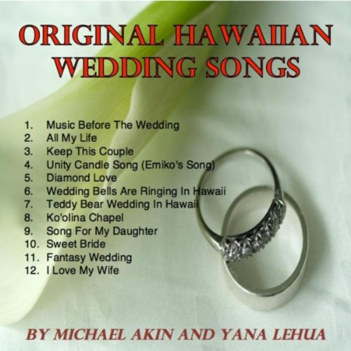 Wedding Bells Are Ringing in Hawaii by Michael Akin Yana Lehua on