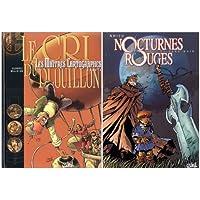 2 BD pour le prix d'1 : Les Maîtres Cartographes T5 + Nocturnes Rouges T1 gratuit