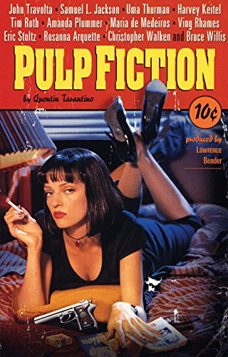 Image result for pulp fiction poster