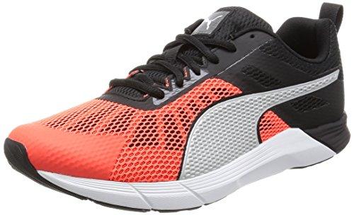 Puma Propel - Zapatillas de Entrenamiento Hombre Rojo (Red blast-puma black-puma White 01)