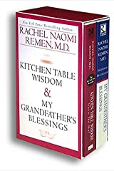 Kitchen Table Wisdom & My Grandfather's Blessings (Remen Box Set) Paperback