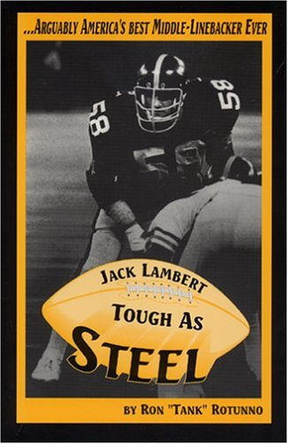 Jack Lambert: Tough As Steel, used for sale  Delivered anywhere in USA