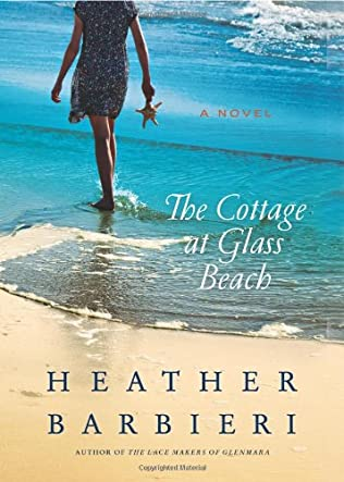 book cover of The Cottage at Glass Beach