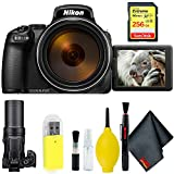 Nikon COOLPIX P1000 Digital Camera + 256GB Sandisk Extreme Memory Card Base Kit International Model Review