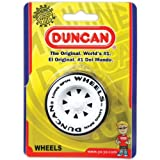 ": ""Wheels by Duncan (Colors/styles may vary)"""