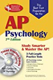 The Best Test Preparation for the AP Psychology, Karen Brown and Tia G. Patrick Psy.D., 0738601209