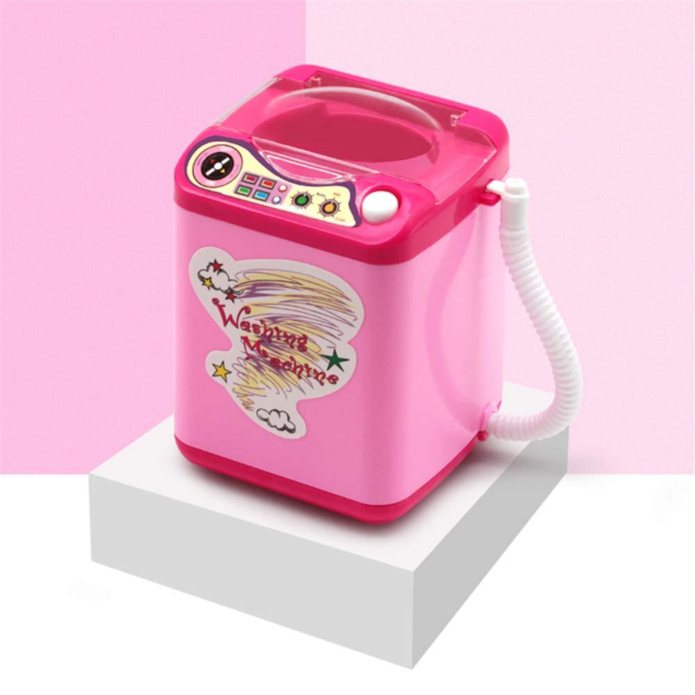 YOUQING - Mini juguete multifunción, lavadora, cepillo de ...