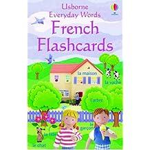 Usborne Everyday Words French Flashcards