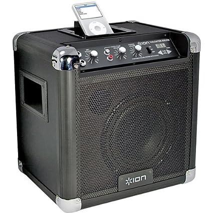 amazon com ion tailgater am fm portable speaker system with 30 pin rh amazon com ion tailgater express manual ion tailgater bluetooth manual