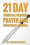 21 Day Spiritual Warfare Prayer and Devotional Journal