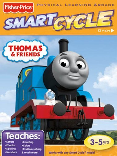 Fisher-Price Smart Cycle Software - Thomas & Friends
