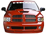 Sticker Decal compatible with Cummins Dodge Truck Front Windshield Banner Decal