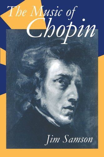 The Music of Chopin (Clarendon Paperbacks) by Jim Samson