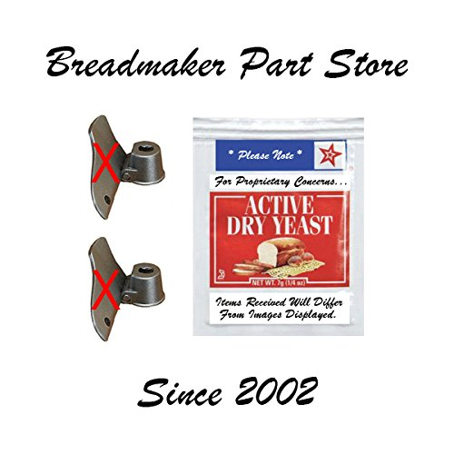 Nueva Alternativa Para amasar palas para Breadman modelo ...