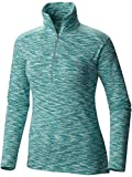 Columbia Women's Outer Spaced Half Zip, Dusty Green, Large