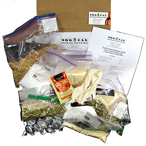 North Coast Pranqster Belgian Golden Strong Ale Clone Beer Recipe Kit by NorCal Brewing Solutions