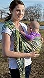 Lite-on-Shoulder Baby Sling Ergonomic, Cotton, Adjustable Baby Carrier Review