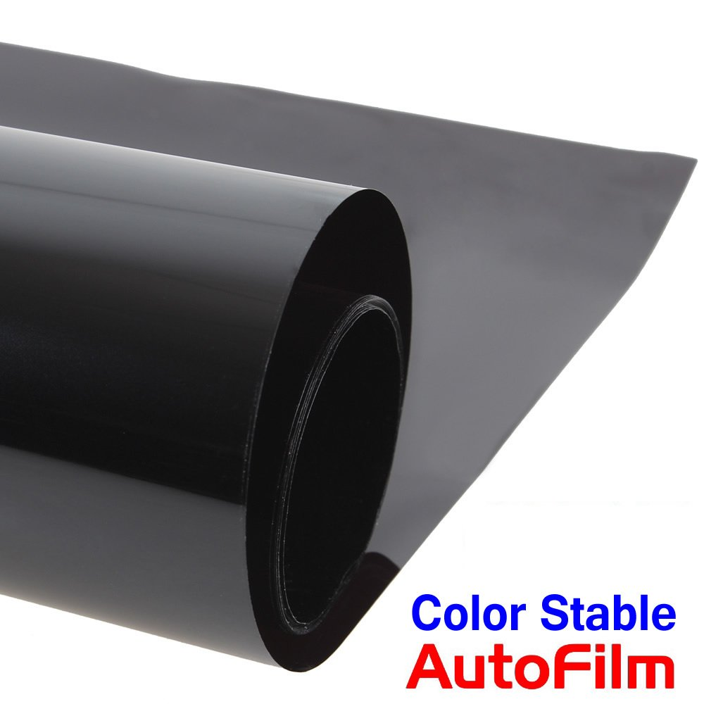 CS20 Automotive Window Tint Film Solar Protective 3M Color Stable 20%VLT size 30' inch by 240' inch (76.2cm x 609.6cm)