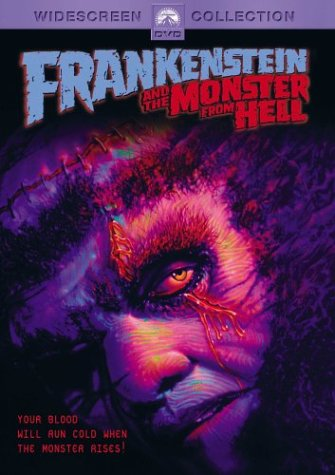 Frankenstein and the Monster From Hell ()