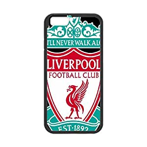 Liverpool F.C iPhone 6s 4.7 Inch Cell Phone Case Black gift zhm004-9254483