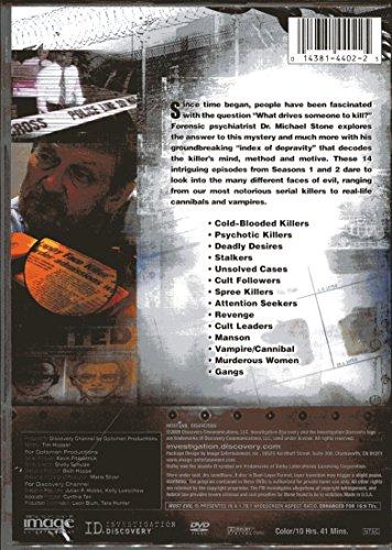 Amazon com: Most Evil: The Serial Killer Matrix: Movies & TV