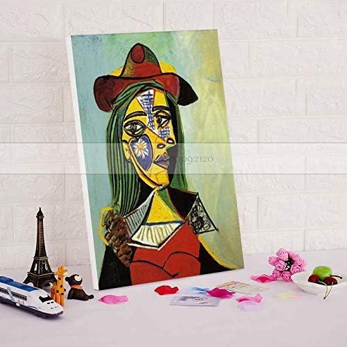 CHZDYH Peinture À l'huile Célèbre Picasso