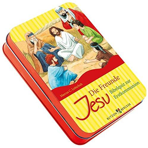Die Freunde Jesu: Bibelquiz zur Erstkommunion