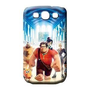 samsung galaxy s3 baseball case Fashionable Brand Perfect Design wreck it ralph 3d movie