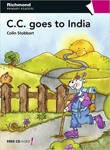 Download Richmond Primary Readers Level 4 CC Goes to India PDF