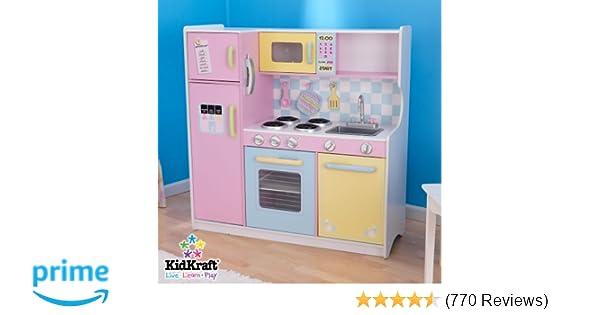 da571ab05ee2 Amazon.com: KidKraft Large Kitchen: Toys & Games