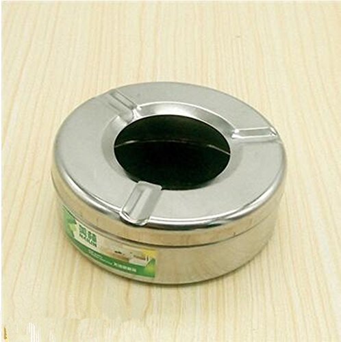 internet-cafes-hotel-dedicated-stainless-steel-ashtray-jinding-ashtray-with-a-lid-rotating-windproof