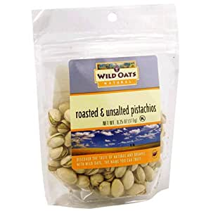 Amazon.com : Wild Oats Natural Roasted & Unsalted ...