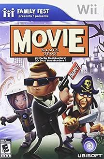 Family Fun Fest Movie Game - Nintendo Wii